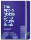 The cover of a book titled: The app and mobile case study book