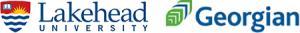 Lakehead University and Georgian College logos