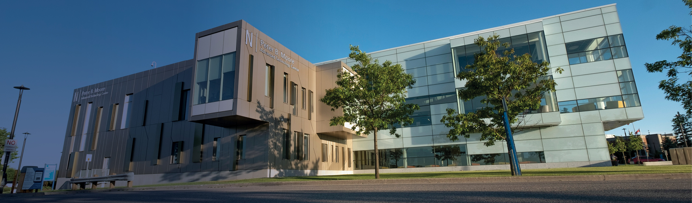 Peter B. Moore Advanced Technology Centre at the Barrie campus