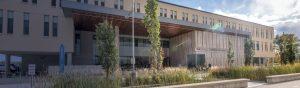 Simcoe Hall at the Orillia campus